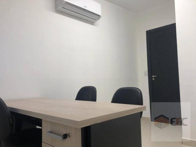 Sala para alugar, 9 m² por r$ 971,50/mês - tirol - natal/rn