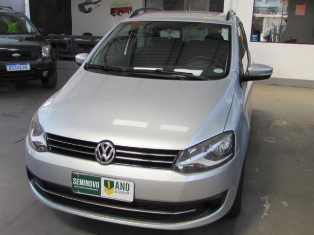 Volkswagen SpaceFox  1.6 8V Trend (Flex) FLEX MANUAL - Foto 2