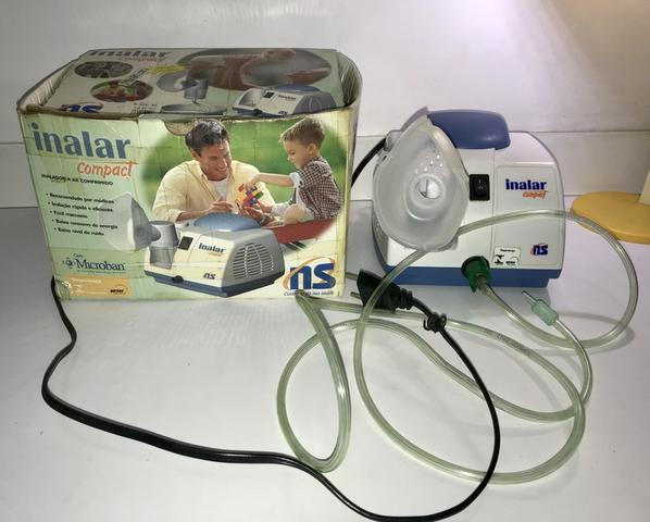 Nebulizador infantil e adulto - Foto 2