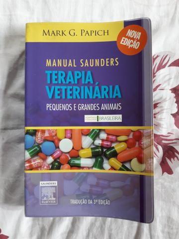 Manual Saunders Terapia Veterinária