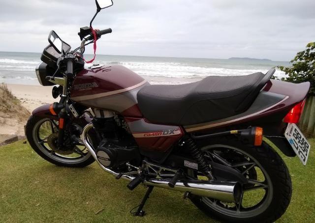 Cbx 450dx 1990 - zero