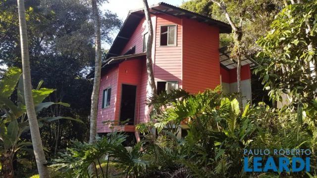 Casa à venda com 1 dormitórios em Lagoa da conceição, Florianópolis cod:585198