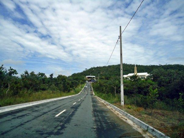 Lotes financiados santuario Salete em Caldas Novas  -  Mansões Recanto da Serra - Foto 11
