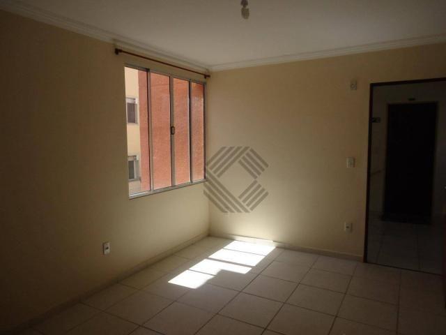 Apartamento com 2 dormitórios para alugar, 46 m² por r$ 650/mês - jardim ipanema - sorocab - Foto 6