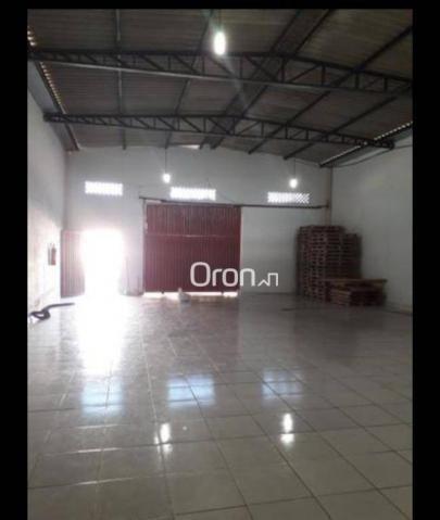 Galpão à venda, 250 m² por R$ 260.000,00 - Carolina Parque - Goiânia/GO - Foto 4