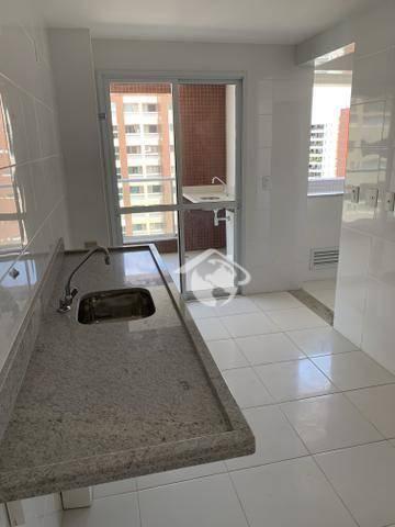 Apartamento com 3 dormitórios à venda, 106 m² por R$ 578.299 - Jardins - Aracaju/SE - Foto 14