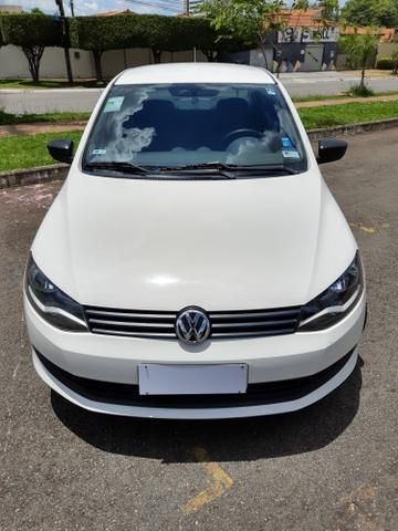 Volkswagen Voyage 1.0 2016 Zero Completo Trend - Foto 5