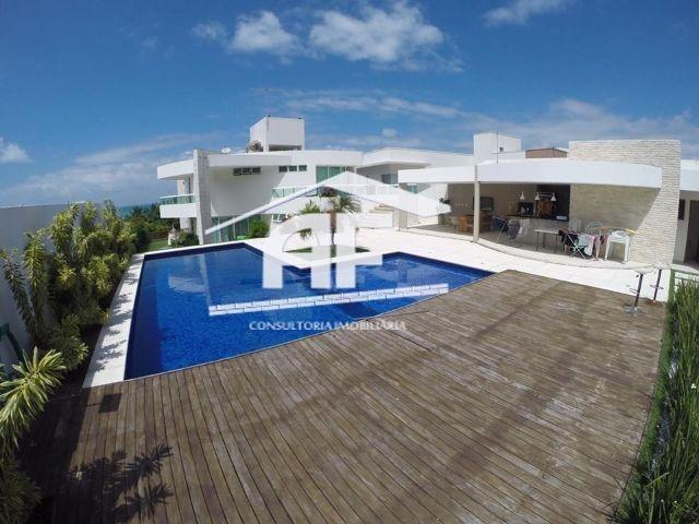 Casa com vista para o mar com 5/4 sendo 3 suítes - Condomínio Ocean View, ligue já
