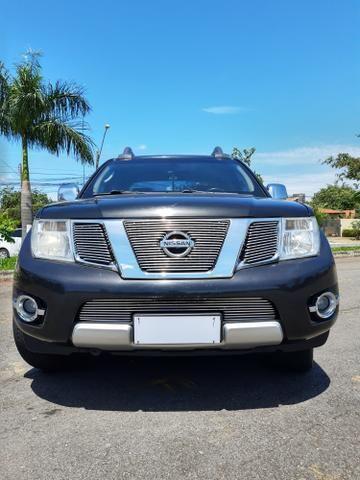 Nissan Frontier SL Attack 4x4 Diesel Automática - Foto 7