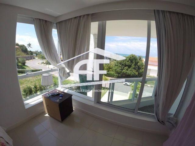 Casa com vista para o mar com 5/4 sendo 3 suítes - Condomínio Ocean View, ligue já - Foto 14