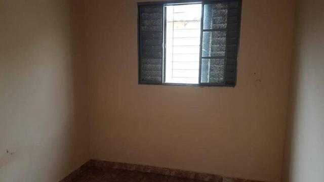 Casa com 3 dormitórios para alugar, 75 m² por R$ 700/mês - Jardim Jequitibá - Presidente P - Foto 13