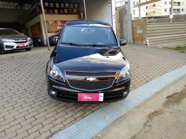 Chevrolet Agile 1.4 LTZ 2013 - Foto 2