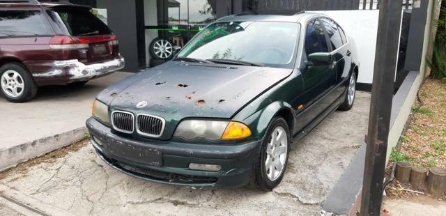 Sucata BMW 328i E46 1999 venda de peças