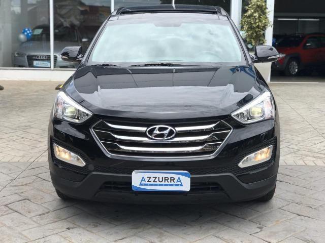 Hyundai santa fé 3.3 mpfi 4x4 7 lugares v6 270cv gasolina 4p automático 2016