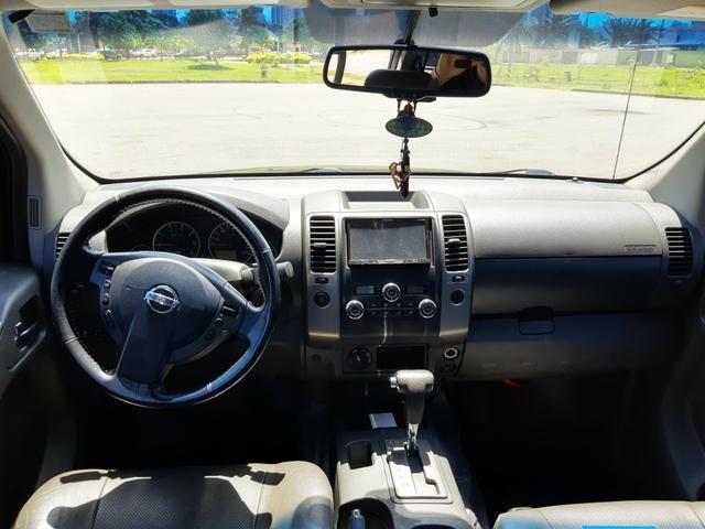 Nissan Frontier SL Attack 4x4 Diesel Automática - Foto 8