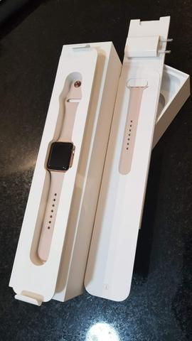 e16553a5c8d Relógio Apple Watch séries 3 rosa - Celulares e telefonia - Boituva ...