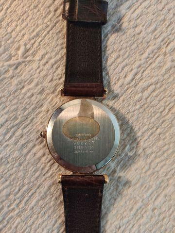Relógio Seiko * Colecionador +ou - 36 anos * zeradooooo - Foto 5
