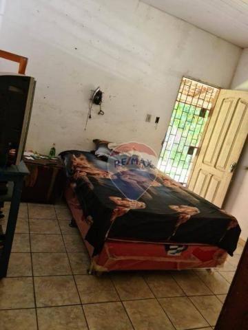 Casa 3 dormitórios, 257 m² - Canutama - Benevides/PA - Foto 4