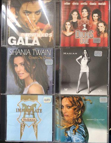 Lote CDs internacionais - Foto 3