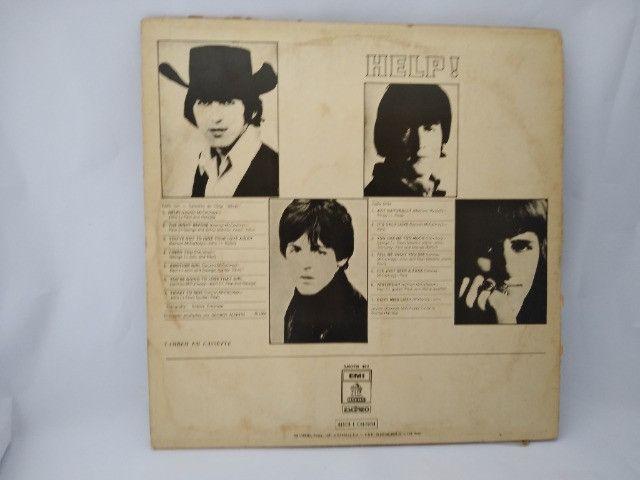 Disco de vinil ;usado ; The Beatles Help - Foto 6