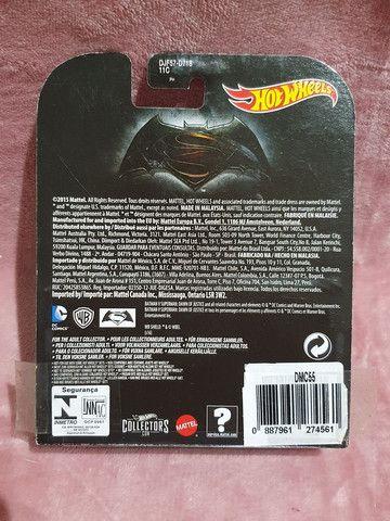 Batmobile Batman X Superman Hotwheels lacrado  - Foto 2