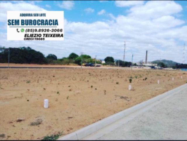 Loteamento à 10 minutos de Fortaleza com infraestrutura completo! - Foto 7