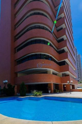 Apartamento com 3 dormitórios à venda, 223 m² por R$ 890.000 - Aldeota - Fortaleza/CE - Foto 19
