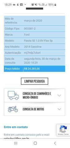 Ford Fiesta SE 1.0 Completo - Foto 9
