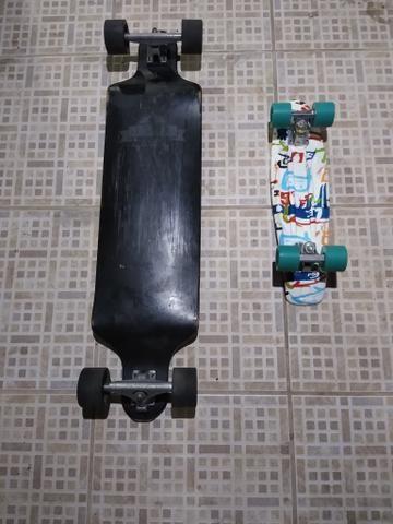 Skates/ Longboard/Cruiser - Foto 2
