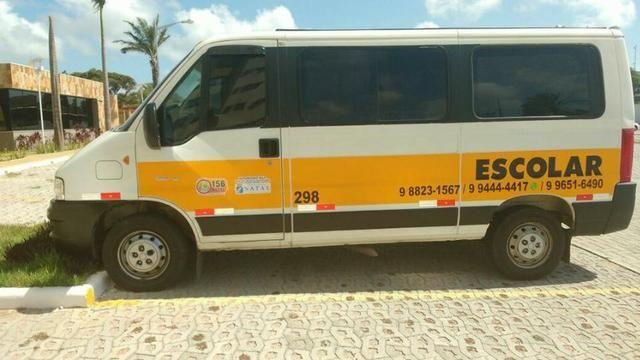 Transporte Escolar - Cidade Esperança/ Dix Sept Rosado/Nazaré/ Bom ...
