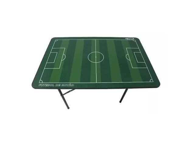 Mesa de Futebol de Botão Inf - Pés de Ferro 1027 - Klopf - Foto 2