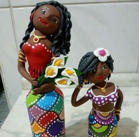 Africanas de biscuit  - Foto 5