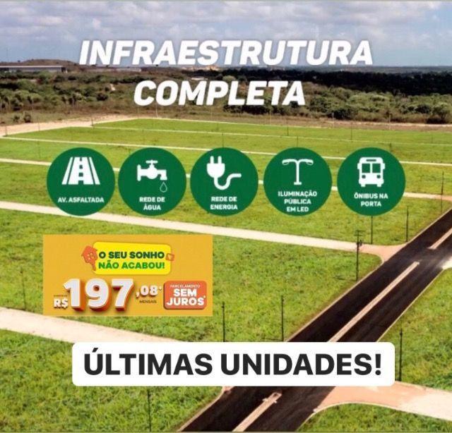 Loteamento à 10 minutos de Fortaleza com infraestrutura completo! - Foto 17