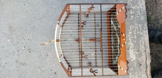 Gaiola de coleiro luxo  - Foto 2