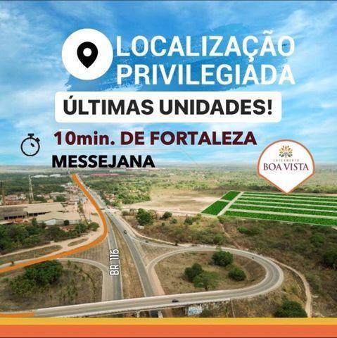 Loteamento à 10 minutos de Fortaleza com infraestrutura completo! - Foto 18