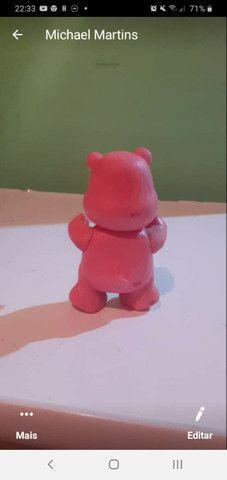 Ursinho carinhoso 10 a 15 cm - Foto 2
