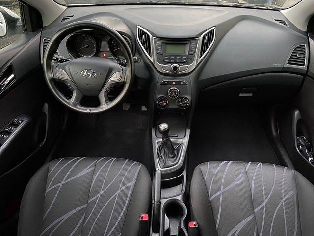 HB20 2015 Comfort Plus 1.0 Completo 4 pneus novos - Foto 9