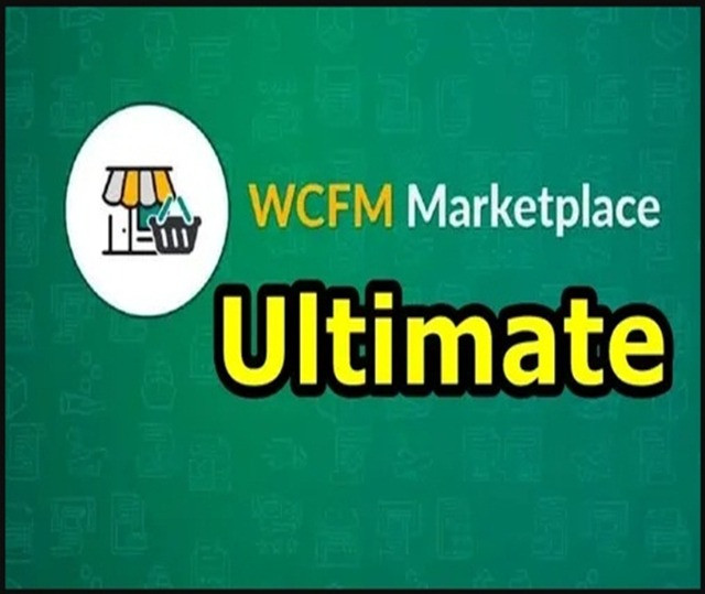 Plugin Wcfm Frontend Manager Ultimate - Wp Marketplace