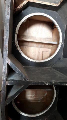 Caixas de som para caminhonete  - Foto 5