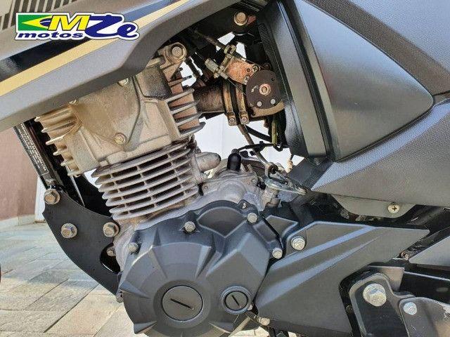 Yamaha Ys 150 Fazer Sed 2018 Preta com 39.000 km - Foto 8