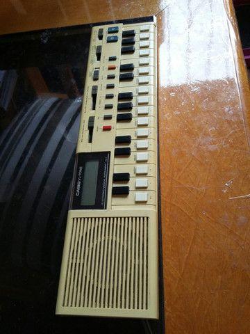 Mini piano eletrônico CASIO VL-TONE (electrónica musical instrumento VL-1) - Foto 4