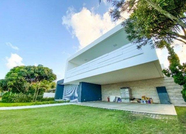 Excelente casa Duplex Condominio Busca Vida - Foto 5