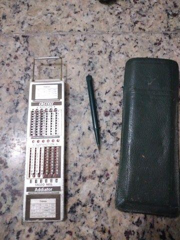 Régua De Cálculo Antiga Castell  C/ Estojo Pequena 14cm<br><br><br> - Foto 2