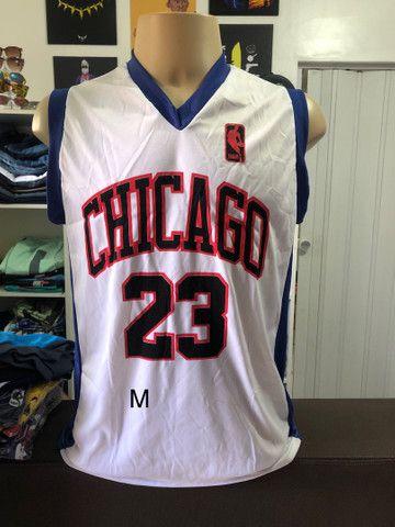 Camisas basqueteiras  - Foto 2