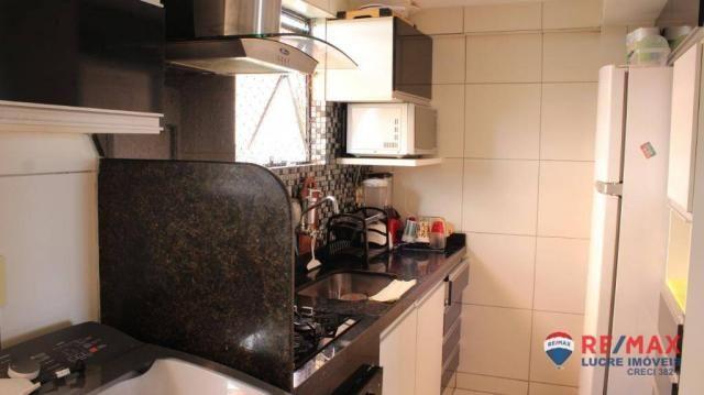 Apartamento com 3 dormitórios à venda, 68 m² por R$ 215.000,00 - Jardim Cidade Universitár - Foto 9
