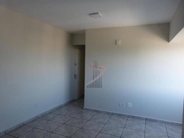 Apartamento com 1 dormitório para alugar, 48 m² por R$ 900,00/mês - Centro - Foz do Iguaçu - Foto 6