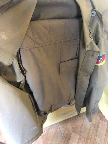 Kit roupa Bombeiro Civil - Foto 4