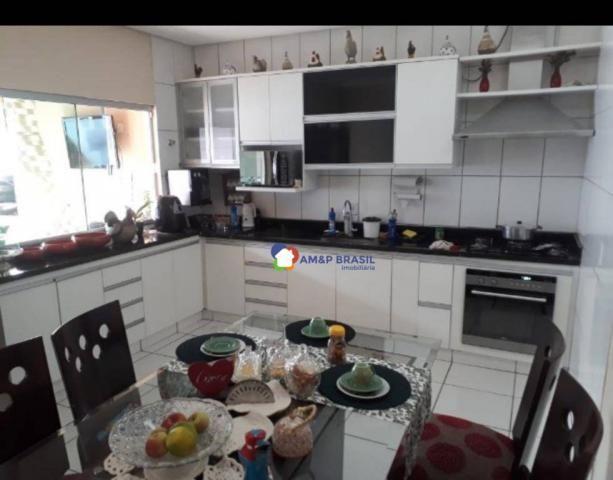 Sobrado com 3 dormitórios à venda, 170 m² por R$ 450.000,00 - Jardim Bela Vista - Goiânia/ - Foto 4