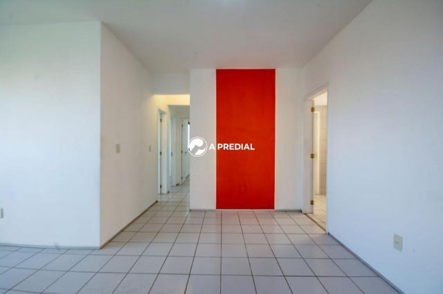 Apartamento para aluguel, 3 quartos, 1 suíte, 2 vagas, Cocó - Fortaleza/CE - Foto 13
