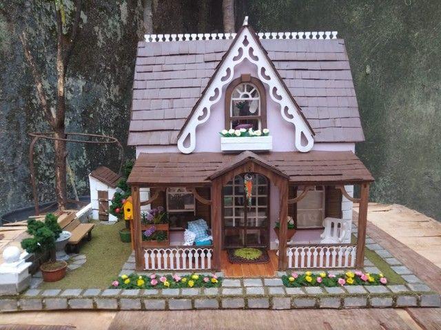 Casa de Bonecas Tipo Maquete